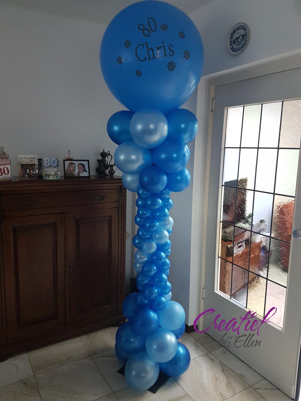 Ballon Pilaar persoonlijk 42