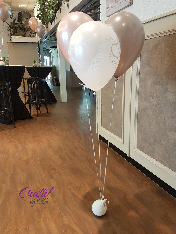 helium tros ballonnen 29
