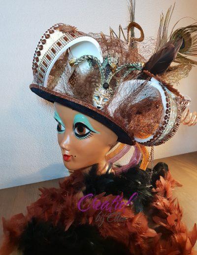 sierlijk mooie hoed