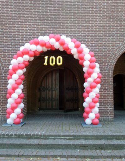 ballonboog 100 jaar
