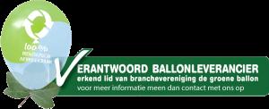 verantwoord ballonleverancier